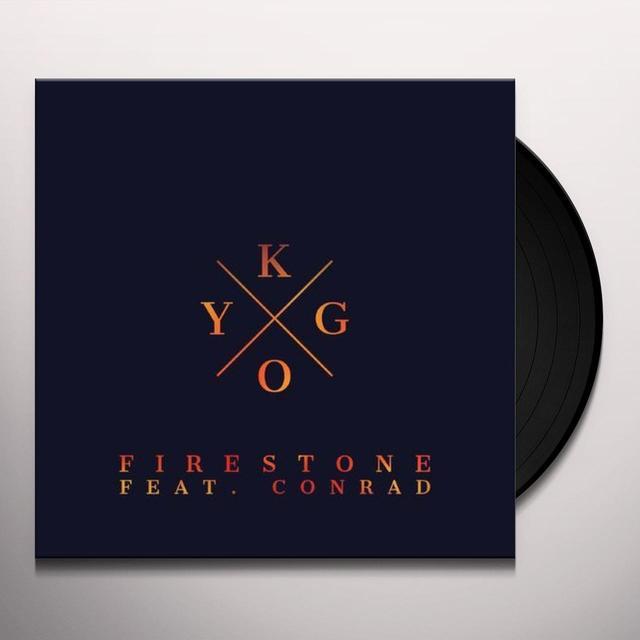 Kygo FIRESTONE Vinyl Record - Holland Import