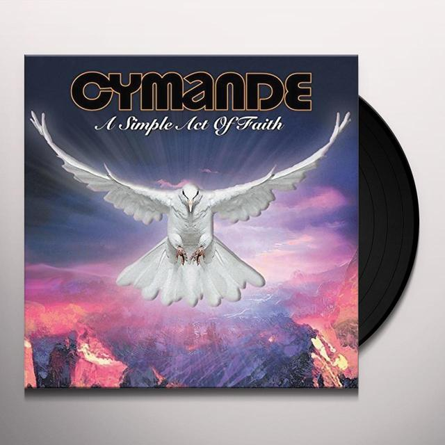 Cymande SIMPLE ACT OF FAITH: VINYL EDITION Vinyl Record - UK Import