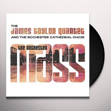 James Quartet Taylor & Rochester Cathedral Choir ROCHESTER MASS: VINYL EDITION Vinyl Record - UK Import