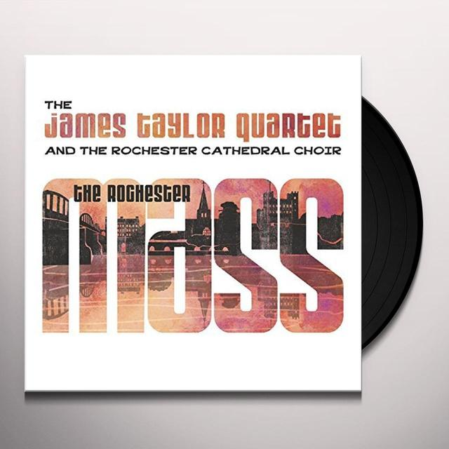 James Quartet Taylor & Rochester Cathedral Choir ROCHESTER MASS: VINYL EDITION Vinyl Record
