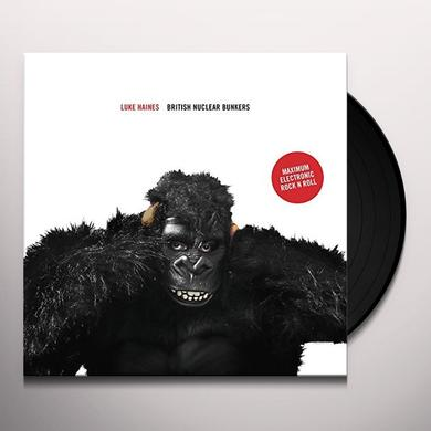 Luke Haines BRITISH NUCLEAR BUNKERS: VINYL EDITION & 7 INCH Vinyl Record