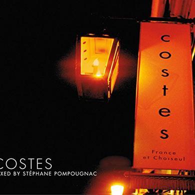 Stephane Pompougnac feat Lady Linn HOTEL COSTES 1 (FRA) Vinyl Record