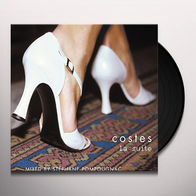 Stephane Pompougnac feat Lady Linn HOTEL COSTES 2 (FRA) Vinyl Record
