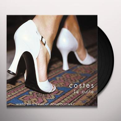 Stephane Pompougnac feat Lady Linn HOTEL COSTES 2 Vinyl Record