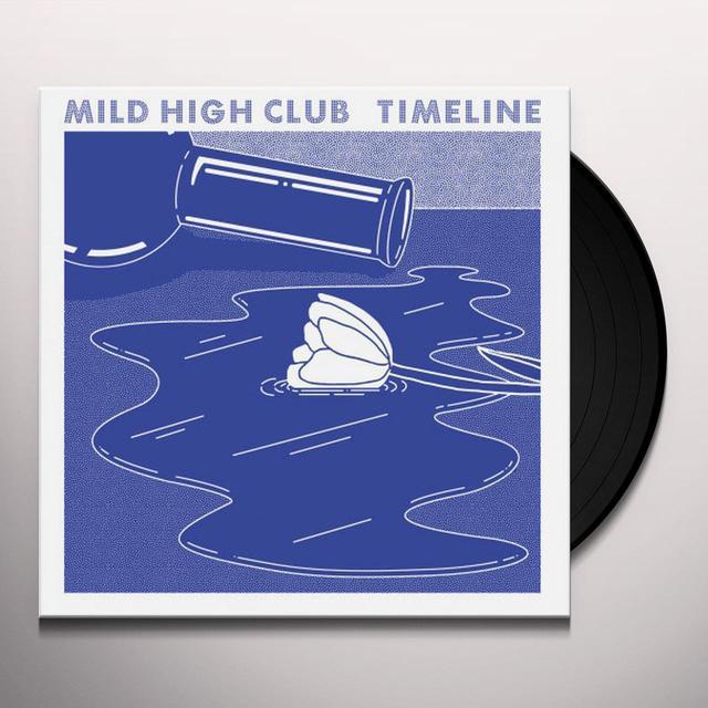 MILD HIGH CLUB TIMELINE Vinyl Record - Digital Download Included