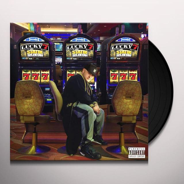 Statik Selektah LUCKY 7 Vinyl Record