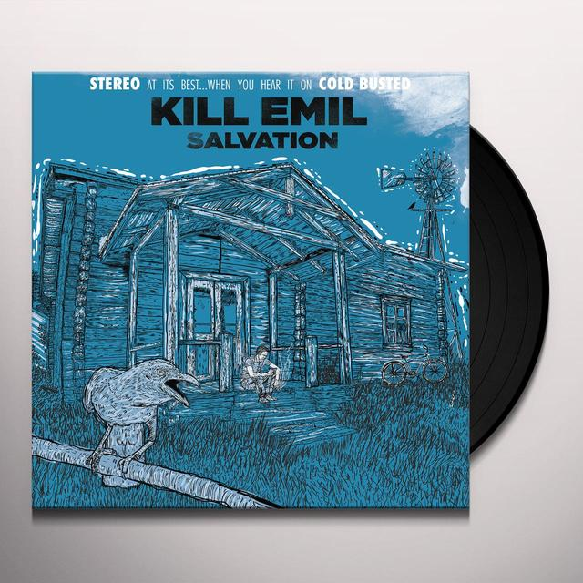 Kill Emil SALVATION Vinyl Record