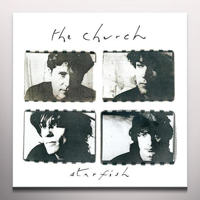 The Church STARFISH Vinyl Record - Colored Vinyl
