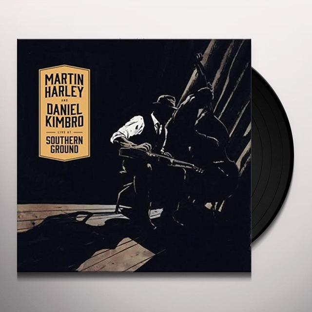 Martin Harley and Daniel Kimbro LIVE AT SOUTHERN GROUND Vinyl Record - Digital Download Included
