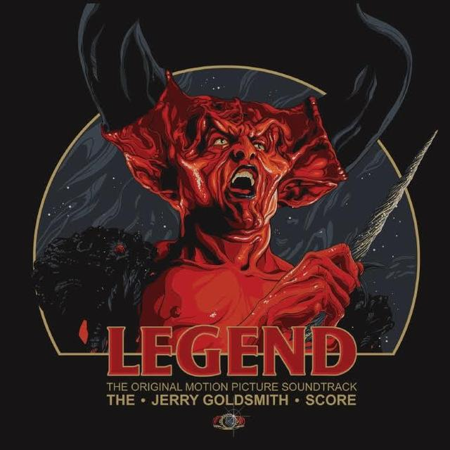 Jerry Goldsmith LEGEND / O.S.T. Vinyl Record
