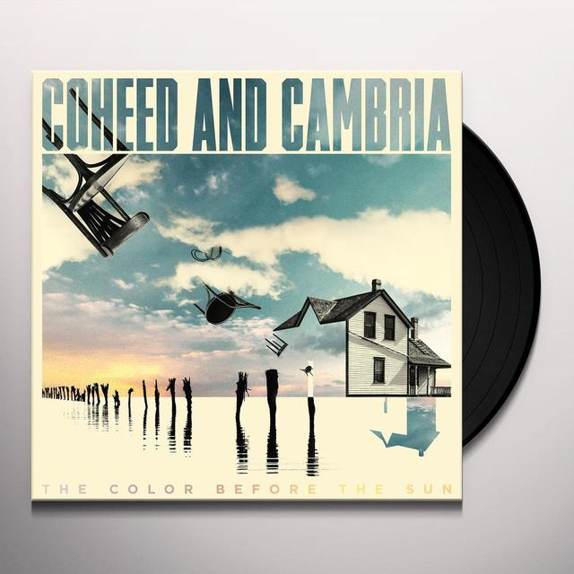 Coheed & Cambria COLOR BEFORE THE SUN (BONUS CD) Vinyl Record