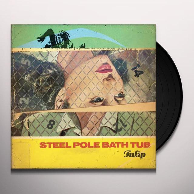 Steel Pole Bath Tub TULIP Vinyl Record - Black Vinyl, Gatefold Sleeve, 180 Gram Pressing, Digital Download Included