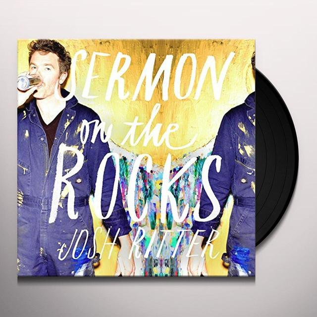 Josh Ritter SERMON ON THE ROCKS Vinyl Record - 180 Gram Pressing, Deluxe Edition, Digital Download Included