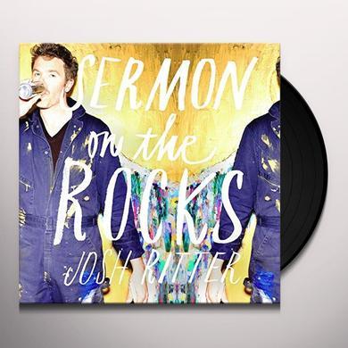 Josh Ritter SERMON ON THE ROCKS Vinyl Record - 180 Gram Pressing, Deluxe Edition, Digital Download Included