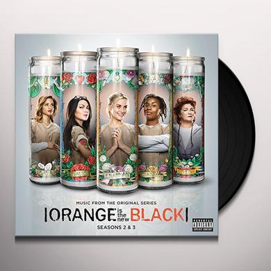 ORANGE IS THE NEW BLACK SEASONS 2 & 3 / O.S.T. Vinyl Record