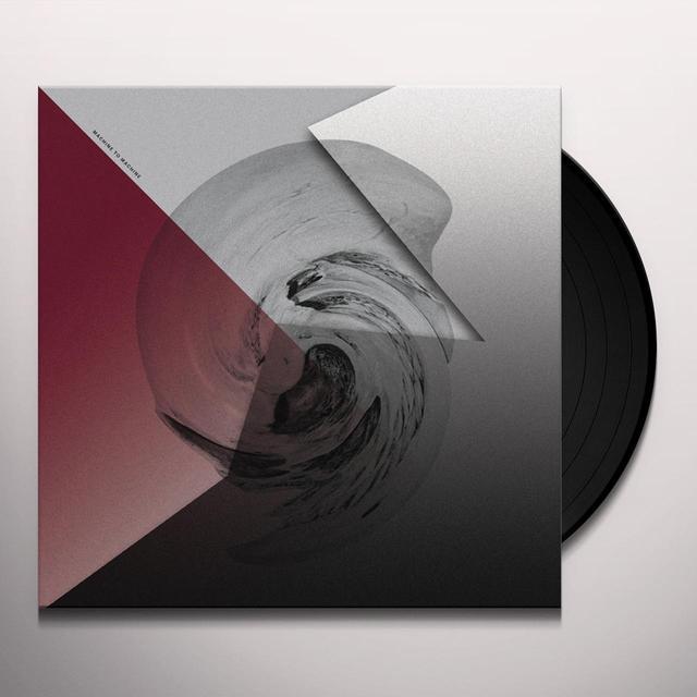 Ricardo Donoso MACHINE TO MACHINE Vinyl Record - Gatefold Sleeve