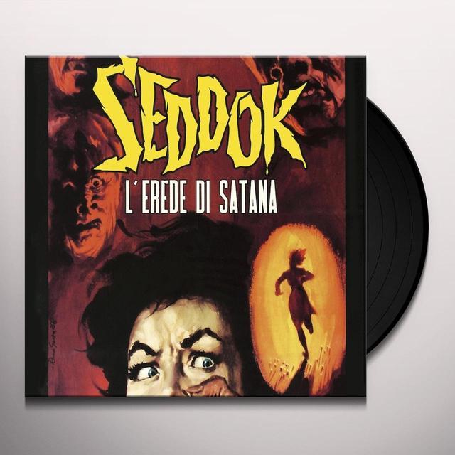 Armando Trovajoli SEDDOK L'EREDE DI SATANA / O.S.T. Vinyl Record