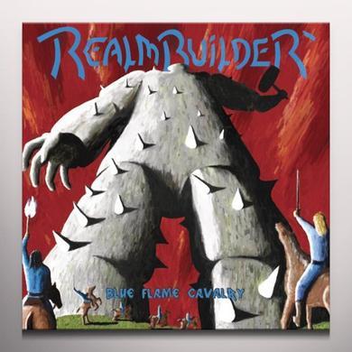 REALMBUILDER BLUE FLAME CAVALRY Vinyl Record - Blue Vinyl