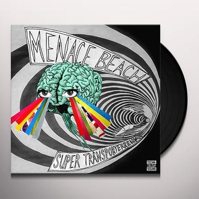Menace Beach SUPER TRANSPORTERREUM Vinyl Record - 180 Gram Pressing, Digital Download Included