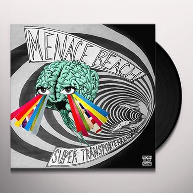 Menace Beach SUPER TRANSPORTERREUM Vinyl Record - 180 Gram Pressing, Digital Download Included