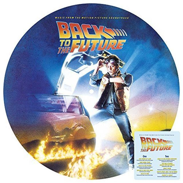 BACK TO THE FUTURE / O.S.T. (PICT) (REIS) BACK TO THE FUTURE / O.S.T. Vinyl Record