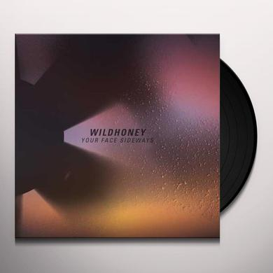 Wildhoney YOUR FACE SIDEWAYS Vinyl Record