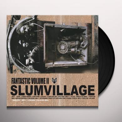 Slum Village FANTASTIC 2 Vinyl Record