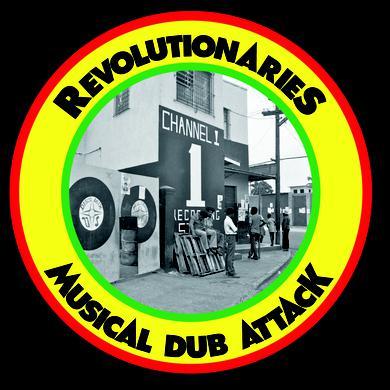 Revolutionaries MUSICAL DUB ATTACK Vinyl Record