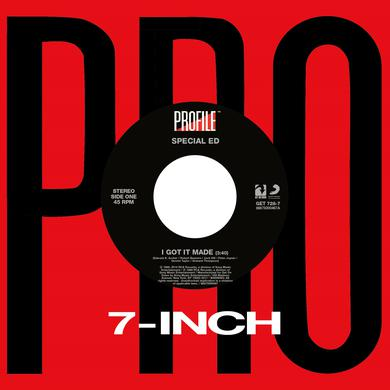 SPECIAL ED Vinyl Record
