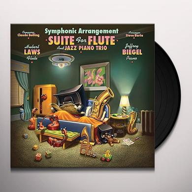 Steve Barta SYMPHONIC ARRANGEMENT: SUITE FOR FLUTE & JAZZ Vinyl Record