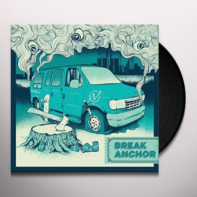 Break Anchor IN A VAN DOWN BY THE RIVER Vinyl Record