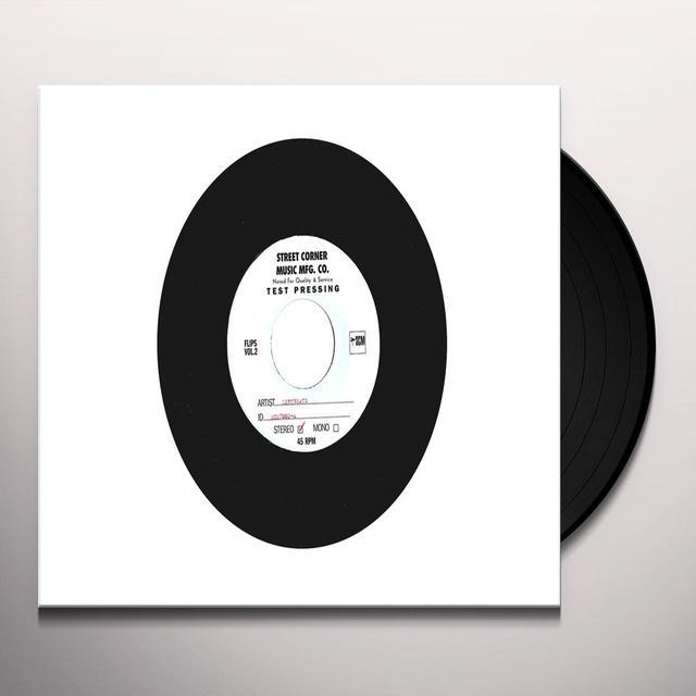 HOUSE SHOES PRESENTS: FLIP SESSIONS VOL.2 DERT BEATS / JUICY THE EMISSARY Vinyl Record