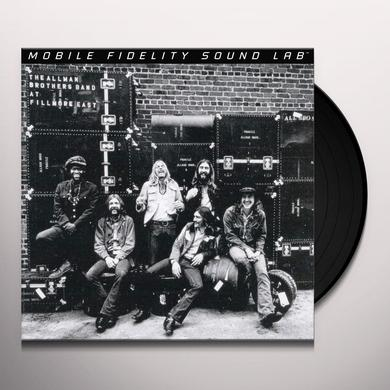 The Allman Brothers Band  AT FILLMORE EAST Vinyl Record - Limited Edition, 180 Gram Pressing