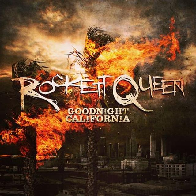 Rockett Queen GOODNIGHT CALIFORNIA Vinyl Record