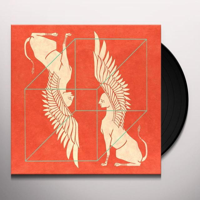 Saintseneca SUCH THINGS Vinyl Record