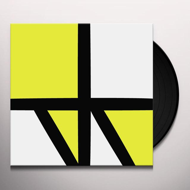 New Order RESTLESS Vinyl Record