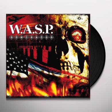W.A.S.P. DOMINATOR Vinyl Record