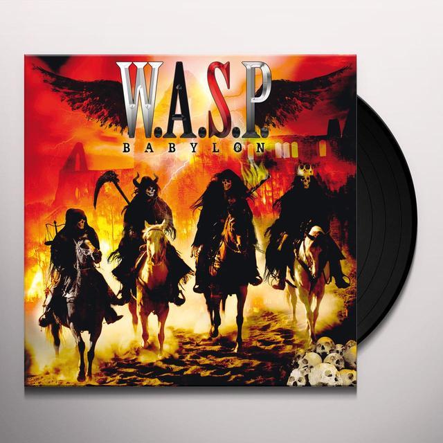 W.A.S.P. BABYLON Vinyl Record