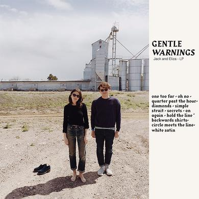 Jack & Eliza GENTLE WARNINGS Vinyl Record