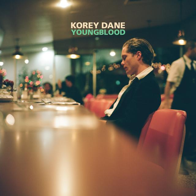 Korey Dane YOUNGBLOOD Vinyl Record - Digital Download Included