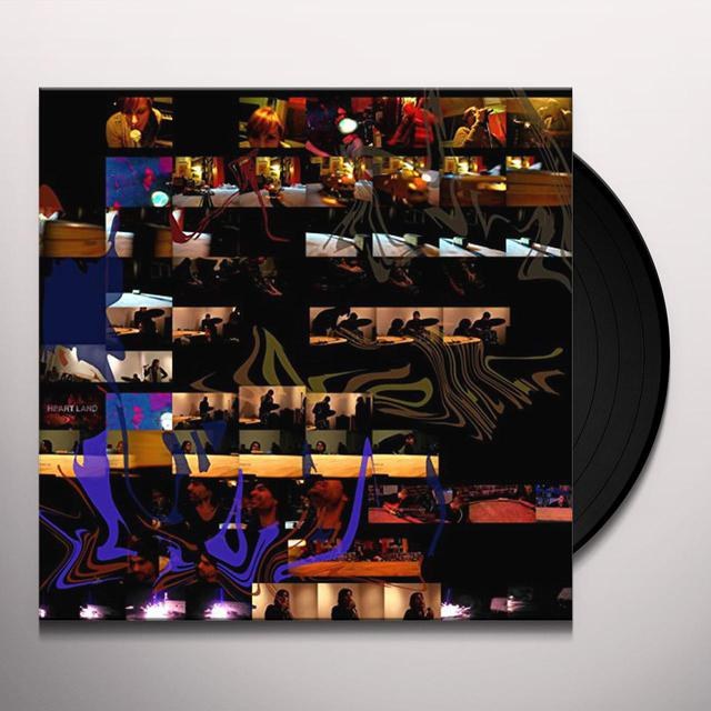HEART LAND UNION PACIFIC 1 Vinyl Record