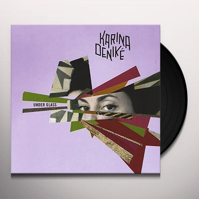Karina Denike UNDER GLASS Vinyl Record