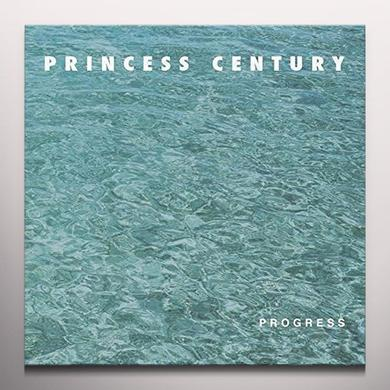 Princess Century PROGRESS Vinyl Record - Colored Vinyl, Limited Edition