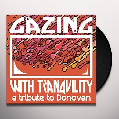GAZING WITH TRANQUILITY: TRIBUTE TO DONOVAN / VAR Vinyl Record