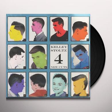 Kelley Stoltz 4 NEW CUTS Vinyl Record