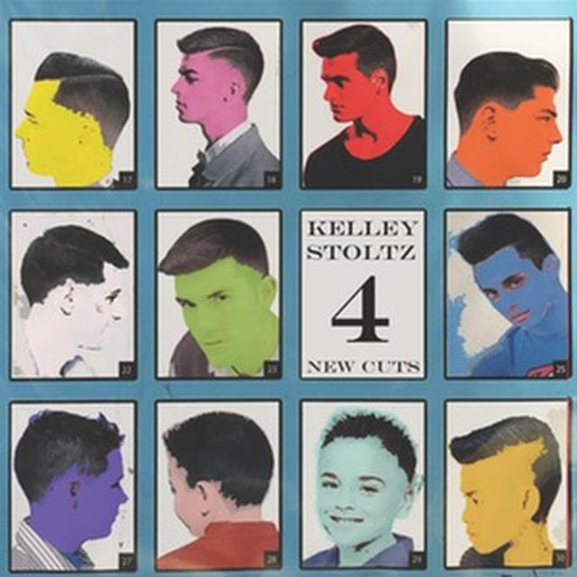 Kelley Stoltz 4 NEW CUTS Vinyl Record