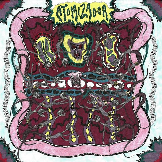 ATOMIZADOR FUEGO Vinyl Record