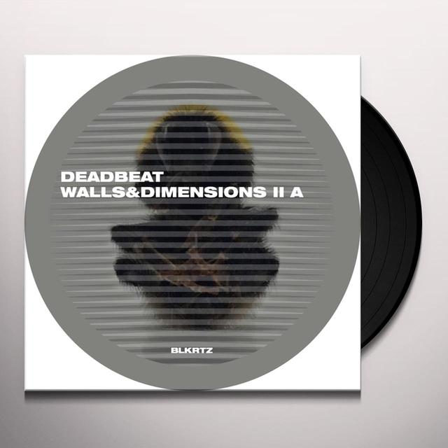 Deadbeat WALLS & DIMENSIONS II Vinyl Record