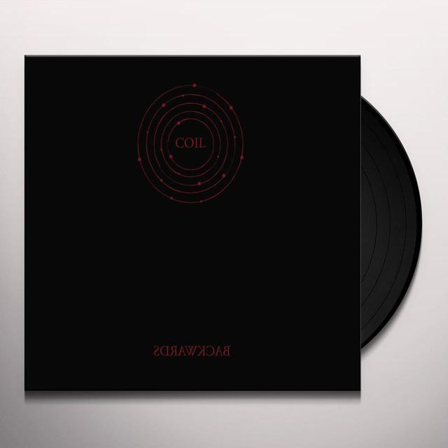 Coil BACKWARDS Vinyl Record
