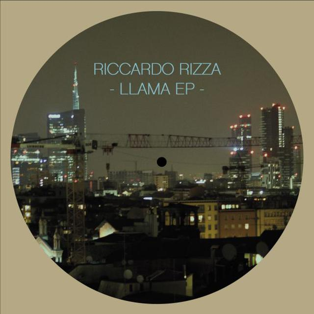 Riccardo Rizza LLAMA Vinyl Record